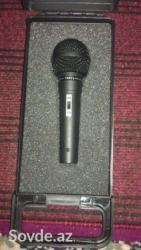 Bakı şəhərində Taky microphone təzədir.
