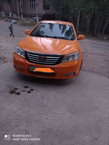 Geely - Кыргызстан: Geely 1.6 л. 2012 | 400000 км