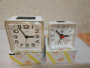 Продаю редкие часы - будильники настольные новые, производство Россия
