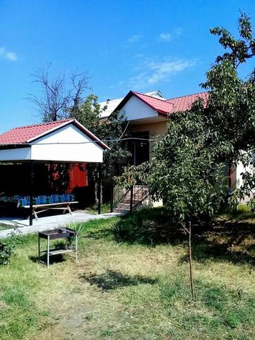 İsmayıllı şəhərində Bu həyət evi ismayıllı rayonunda küpüc dagının