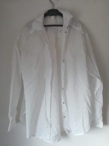 Košulje i bluze | Pozega: Bela h&m, 34 vel, siri model odgovara s/m velicini