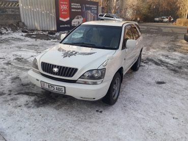 Toyota Harrier 1998 в Бишкек