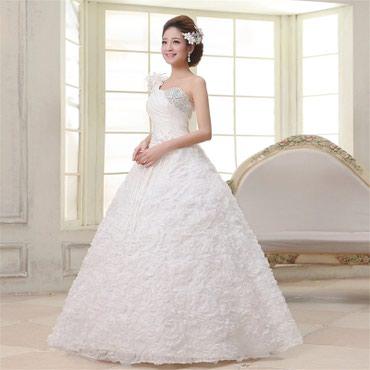 Личные вещи - Талас: Новое свадебное платье  Фата в комплекте  Размер М