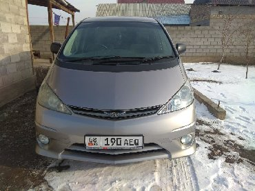 тойота эстима люсида в Кыргызстан: Toyota
