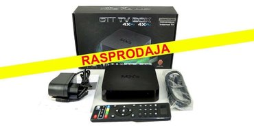 android smart tv box quad coreandroid box smart tv box  - Beograd