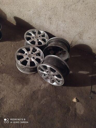 r14 диски в Кыргызстан: Диски R14 4*114'3 г.Талас