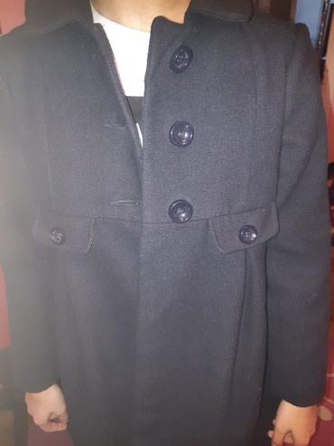 Monsoon kaput za devojcice, za 10-12godina, teget boje, sa kapuljacom, - Crvenka