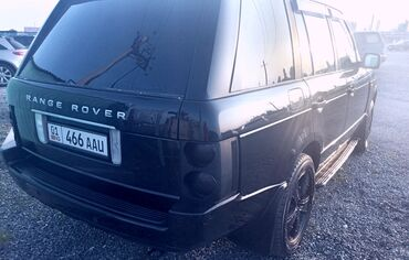 диски для плейстейшен 4 в Кыргызстан: Land Rover Range Rover 4.4 л. 2003 | 2100000 км