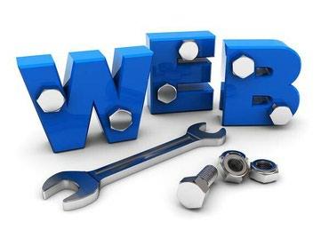 Разработка адоптивных веб сайтов качественно и обслуга. в Бишкек