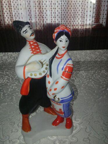 Продаю советскую статуэтку редкую