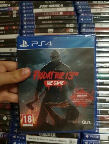 - Azərbaycan: Friday the 13th the game