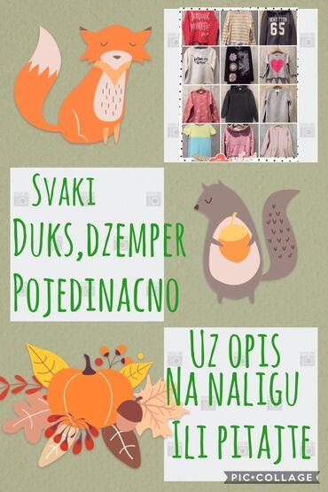 Tunika svila - Srbija: DESIGUAL, I LOVE NEXT, BENETTON, ZARA, RESERVD, H&M dukserice, tun