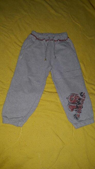 Ostala dečija odeća | Valjevo: Beba kids donji deo trenerke, velicina 3