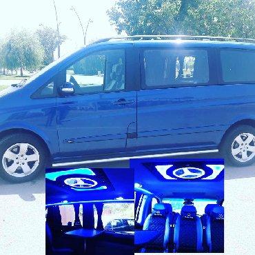 Mercedes-Benz Viano 2.2 l. 2007 | 190000 km