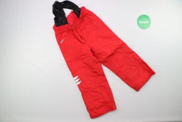 Джинсы и брюки - Красный - Киев: Дитячі зимові штани Reima, зріст 104 см    Довжина: 69 см Довжина крок