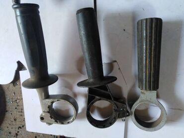 Ostalo za kuću | Nova Pazova: 5-komada štitnika za malu brusilicu,10-komada ručki 3-komada sa