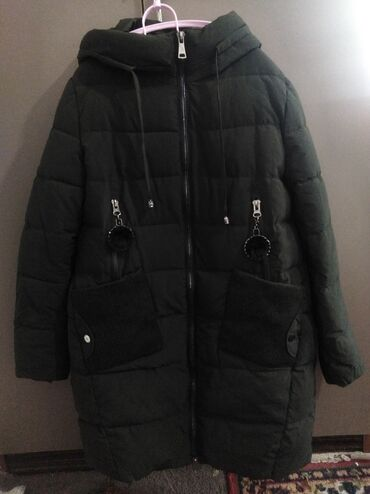 Продаю куртку XXL Б/У состояние хорошая, цвет хаки