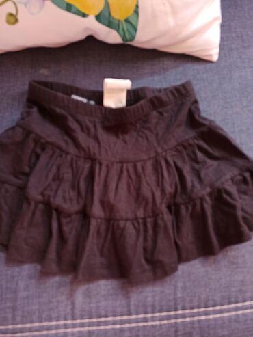 Decije haljine - Krusevac: Prelepa Terranova pamučna suknjica za devojčice. Veličina 4-5.Odlično