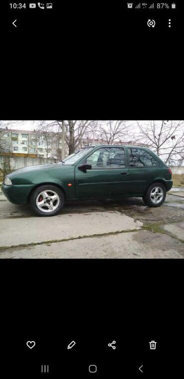 Ford Fiesta 1.3 l. 1997 | 20000 km