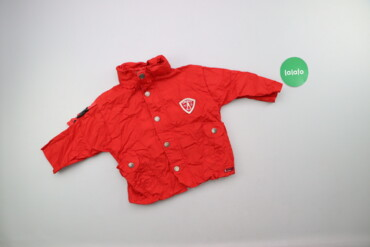 Дитяча яскрава куртка з капюшоном Pointer, зріст 92 см    Довжина: 38