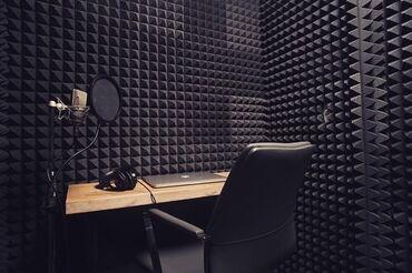 акустические-системы-archeer-с-микрофоном в Кыргызстан: Акустический поролон «Пирамида» ⠀ С поролоном «Пирамида» можно добитьс