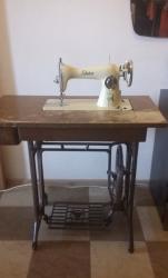 """раковина столешница в Азербайджан: Финская швейная машина """"Тикка"""" 1958 г. в. в рабочем состоянии. Машина"""