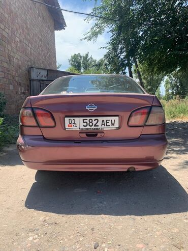 Транспорт - Нижний Норус: Nissan Primera 1.8 л. 2000