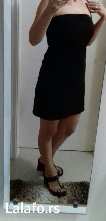 Top pamucna haljinica. Kao nova. Velicina S - Smederevo