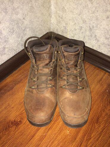бренды мужской одежды в Кыргызстан: Обувь бренда Firetrap, 40го размера, темно-коричневого цвета. Три-сезо