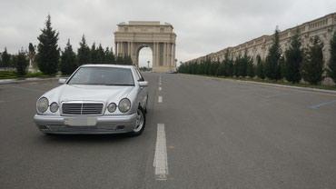 Gəncə şəhərində Mercedes-Benz E 220 1996