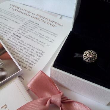 Privezak srebro - Srbija: Nov Pandora Moments srebrni privezak 791955PCZ.Simbolizuje