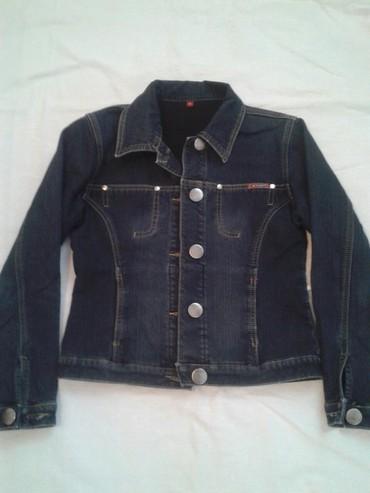 джинсова курточка в Кыргызстан: Курточка джинсовая. Размер 42 - 44