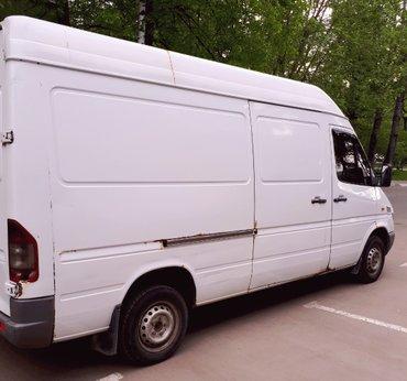 Мерседес спринтер 311сди на московских номерах А... АУ777 место осмотр в Кызыл-Кия