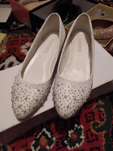 туфли один раз одевали в Кыргызстан: Женские туфли 36