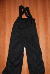 Onell-ski-pantalone-icinecm-besprekornom-su - Srbija: Ski pantalone crne vel.6  Ski pantalone crne vel.6 duzina untrasnje n