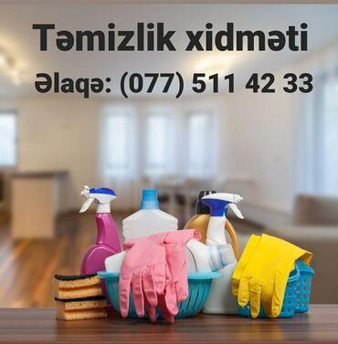 Binaların satışı - Azərbaycan: Yaşayış binaları, həyət evləri, ofislər, restoranlar və s. təmizliyi