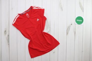 Жіноча футболка Adidas, р. S   Довжина: 55 см Ширина плеча: 27 см Рука