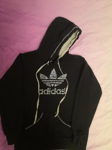 Αυθεντικό φούτερ Adidas, σε πολύ καλή κατάσταση(αχρησιμοποίητο)και