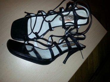 Sandale na pertlanje-nove kupljene u londonu. Br. 39-40 - Belgrade