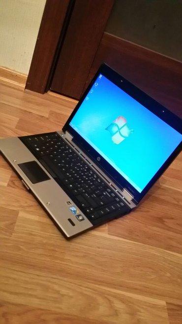 Bakı şəhərində Hp Elitebook 8440 noutbuku satilir 310 manat. i5 prosessor  (4