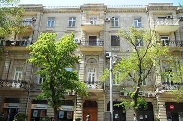 bul bul - Azərbaycan: Sheherin merkezi, Bul-Bul prospekti, Nizami k/t yaninda 8 otaqli ofis