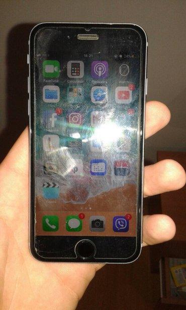 Kraljevo şəhərində Iphone 6s odlicno stanje, moguca bilo koja provera, prednja zadnja zas