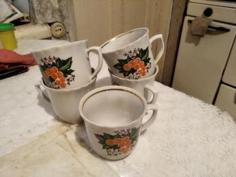 продам шампунь в Кыргызстан: Продам чайные чашки не большиепо 20с. И сахарницы по 30с