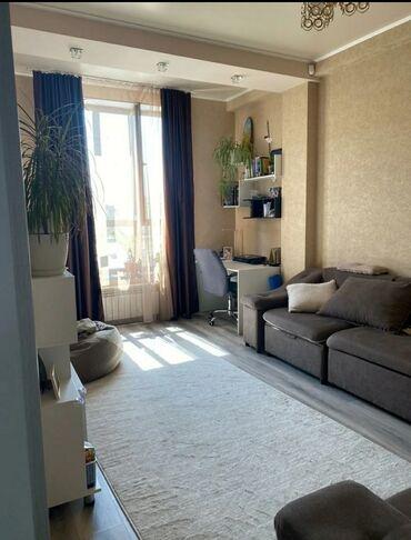 продажа однокомнатной квартиры в Кыргызстан: Продается квартира: 2 комнаты, 51 кв. м