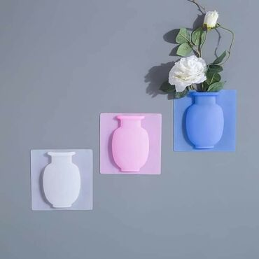 Kuća i bašta - Sombor: Nova dimenzija ukrašavanja doma ili kancelarije! Silikonske vaze koje