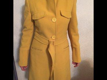 Пальто новоешикарное качество Модный цвет этого Сезона осень/зима