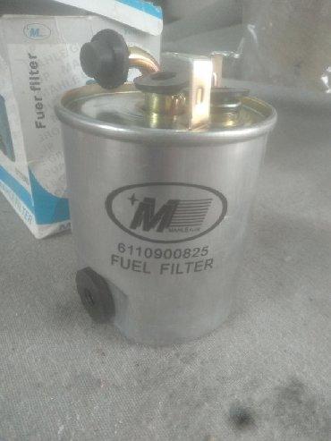 сетевые фильтры alpenbox в Кыргызстан: Топливный фильтр  Вито