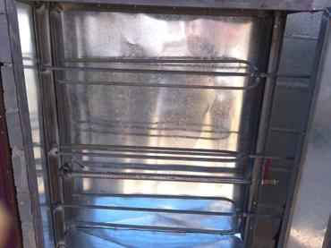 Оборудование для бизнеса в Джалал-Абад: Продаю грильный апарат. 4шмпур 2горелка
