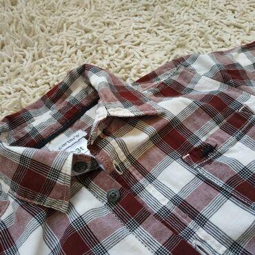 Слип картерс - Кыргызстан: Рубашка Картерс на 4, 5 лет, состояние новой