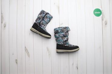 Женская обувь - Украина: Жіночі зимові черевики, р. 37   Довжина підошви: 26 см Висота: 29 см